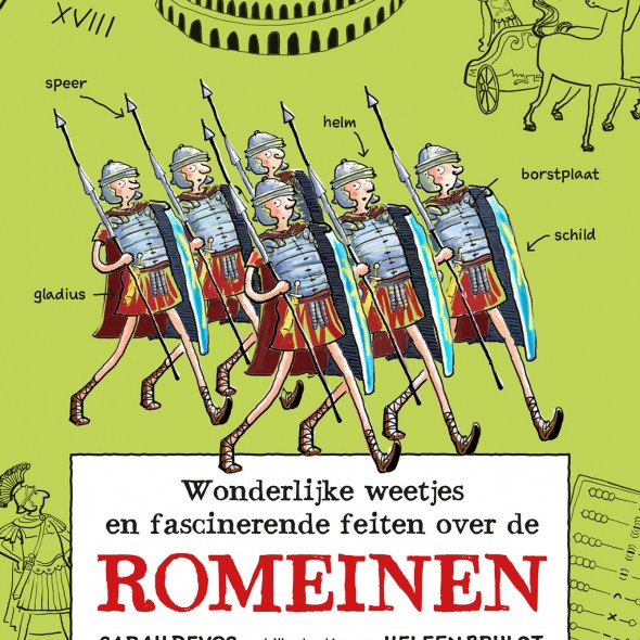 prof Breinstein romeinen